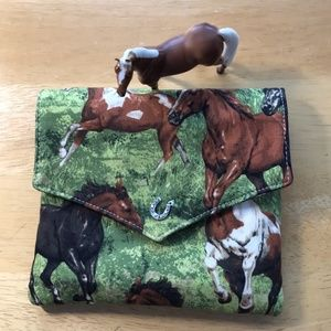 Model Horse Premium Padded Storage Pouch